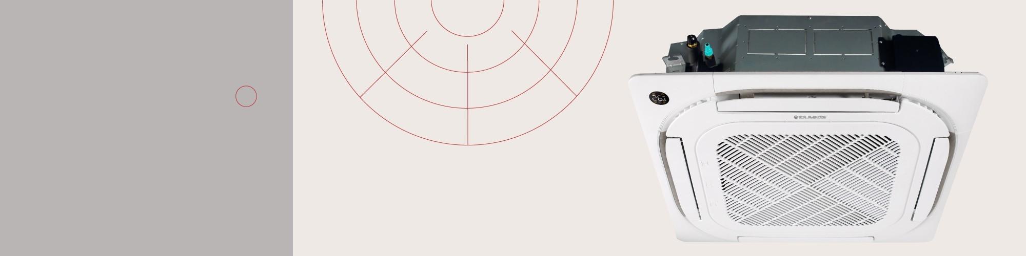 Climatización Comercial e Industrial